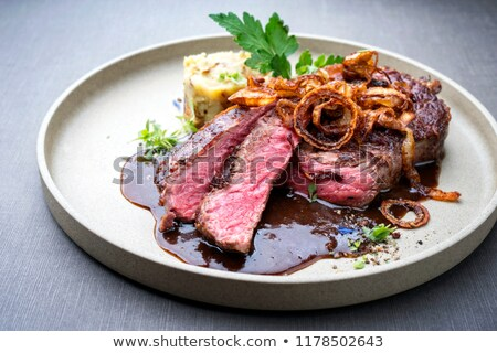 Tenderloin steak roast beef  Stock photo © grafvision