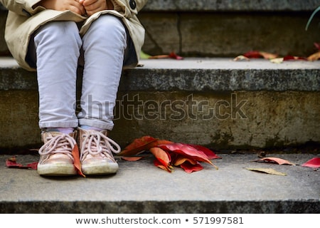 近い · 肖像 · かなり · アメリカン · 女の子 · 夏 - ストックフォト © ElenaBatkova