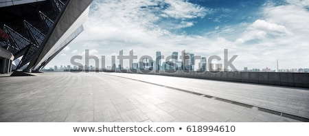 Cityscape with Skyscrapers Building  Modern City Stock photo © robuart