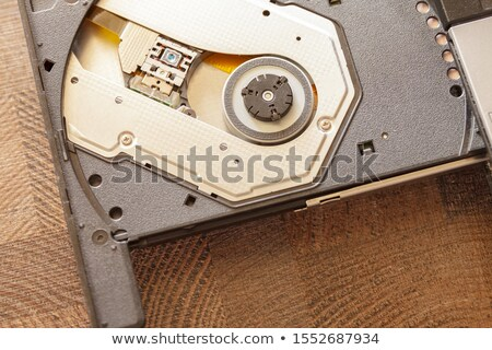 Optical drive Stock photo © moses