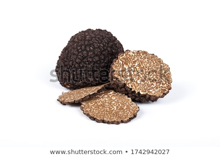 black truffles stock photo © grafvision