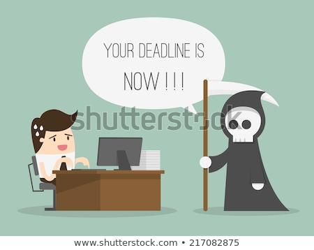 Business Reaper Stock photo © blamb
