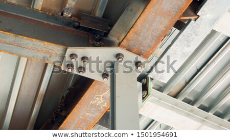 Wide flange Stock photo © montego