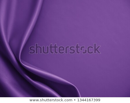 Purple Smooth elegant cloth texture Stock photo © alexmillos