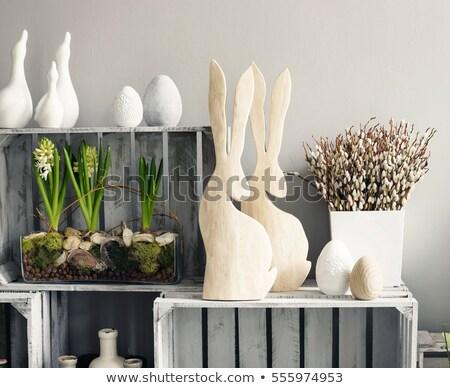 Minimalist Easter Decoration  Stock photo © stickasa