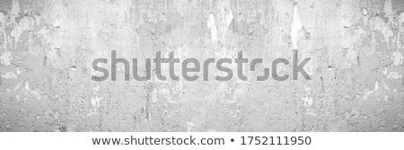 Oude muur panorama abstract straat ontwerp Stockfoto © radoma