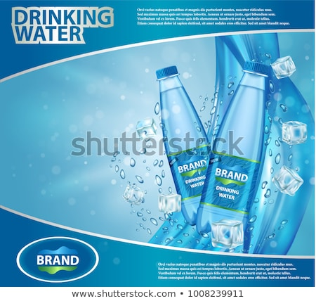 Mineral Water With Ice Stock photo © cosma