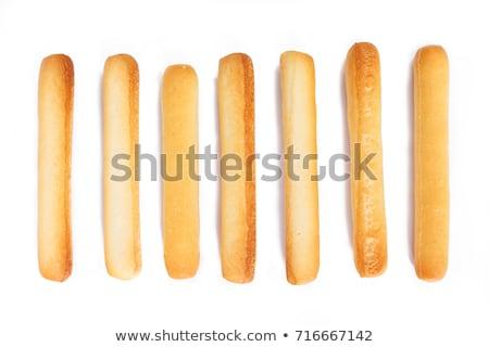 Taze ekmek tam buğday ekmeği Stok fotoğraf © zhekos