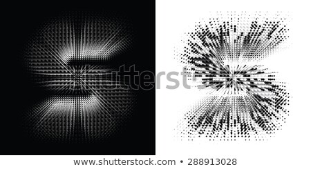 Stock photo: Spot the difference letters s