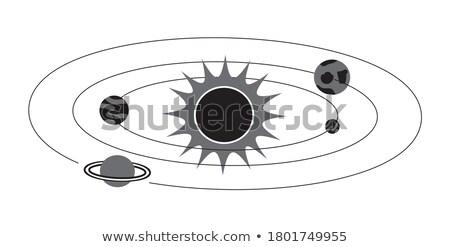 Estrellas revólver mano arte pop retro hombre Foto stock © studiostoks