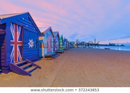 bathing boxes stock photo © thp