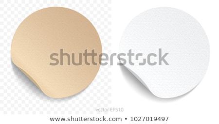 современных · розничной · иллюстрация · изолированный · белый - Сток-фото © barbaliss