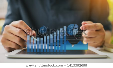 Financial Auditing Concept. Stock photo © olivier_le_moal