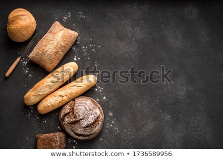 Various bread Stock photo © karandaev