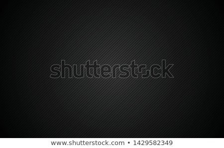 dark carbon fiber background with metal lines Stock photo © SArts