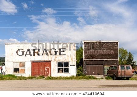 Аризона зеленый шоссе знак высокий разрешение графических Сток-фото © kbuntu