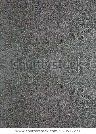 Black shiny new asphalt abstract texture background. Stock photo © latent
