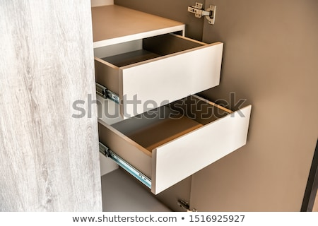 мебель · спальня · шкаф · 3D · изометрический - Сток-фото © Vectorminator