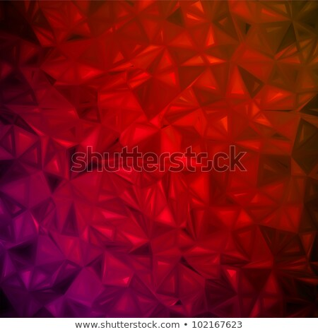 Vector rumpled abstract. EPS 8 Stock photo © beholdereye