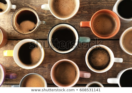Cup Of Coffee For A Dose Of Caffeine Stock photo © stuartmiles