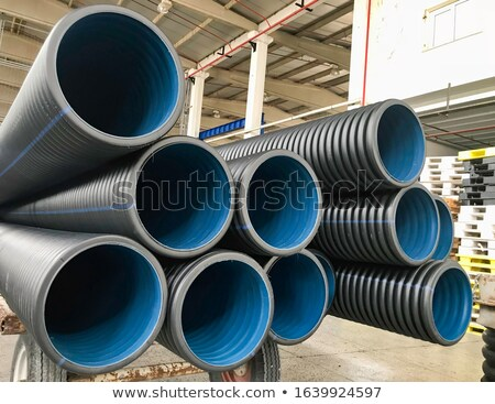 Corrugated Tube Stock photo © devon