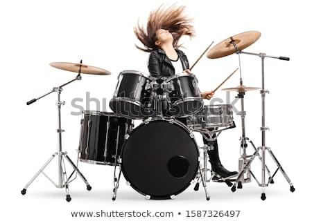 drummer Stock photo © zittto