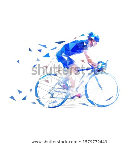 Karanlık mavi spor tekstil Stok fotoğraf © grivet