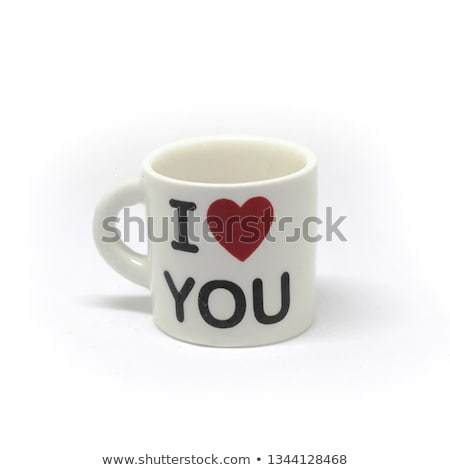 i love you mugs stock photo © nazlisart