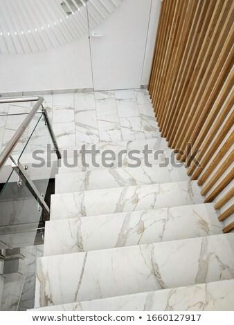 Stone Staircase Stock photo © rhamm