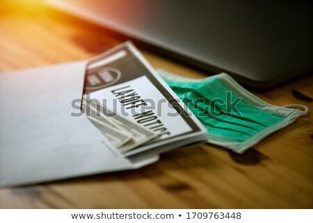giełdzie · decyzja · kości · wykresy · gazety · ceny - zdjęcia stock © devon