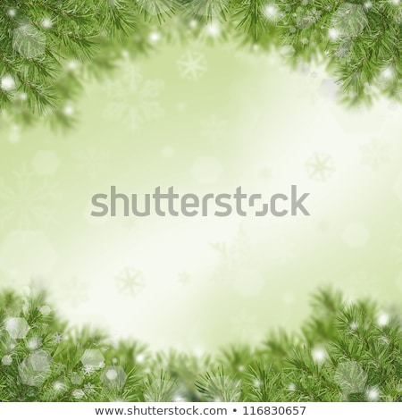 christmas background eve framework stock photo © bloodua