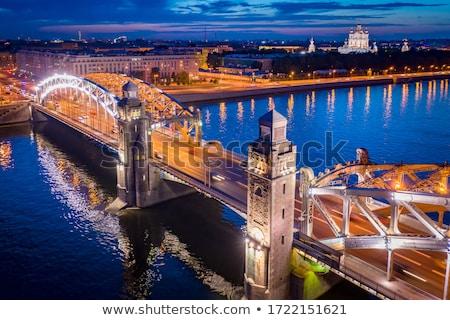 Bridge across  Stock photo © lukchai