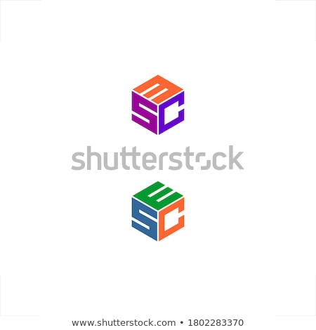 management consulting in 3d letters and block Stock photo © marinini
