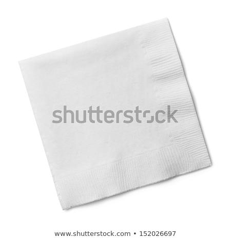 ver · limpeza · isolado · branco · grupo - foto stock © alinamd