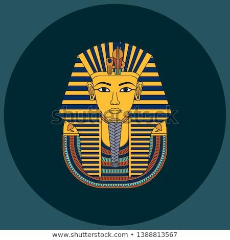 древних · египетский · искусства · знак · рок - Сток-фото © tepic