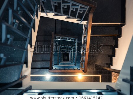 Steps of the View Tower stock photo © Kayco