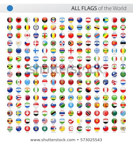 Новая Зеландия флаг Мир флагами коллекция искусства Сток-фото © dicogm