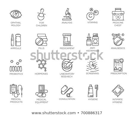 コンドーム · アイコン · 白 · 愛 · 健康 · 薬 - ストックフォト © tkacchuk