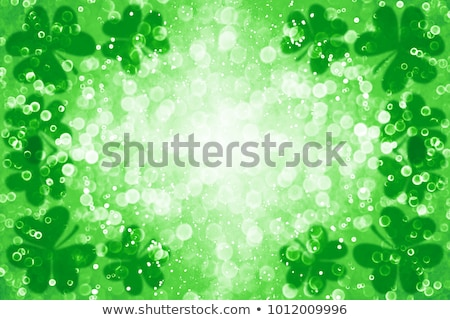 st pattys day border stock photo © irisangel