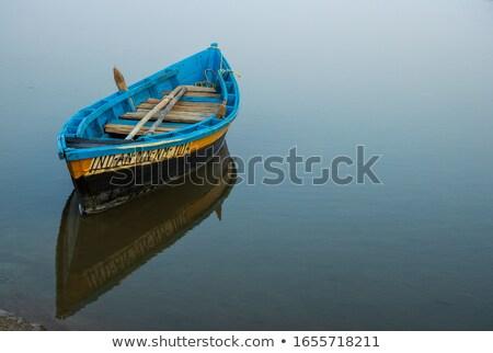 wooden fishing boats stock photo © sirylok