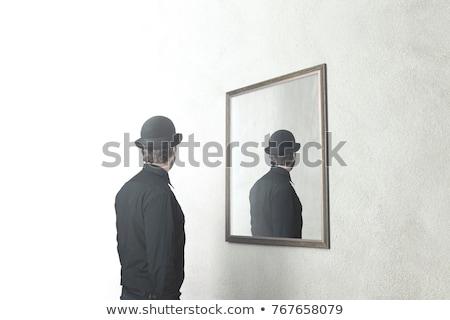jonge · man · geïsoleerd · portret · veel · handen - stockfoto © deandrobot
