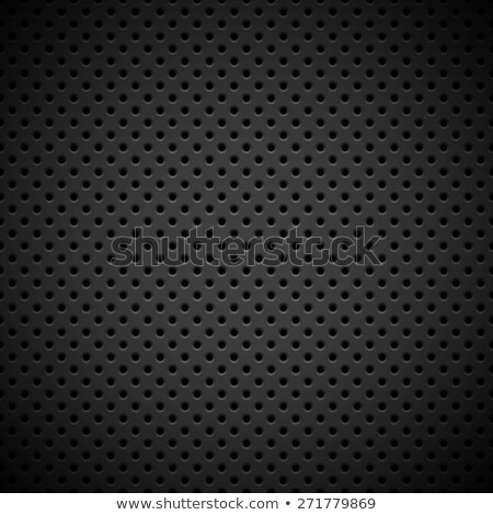 Black textured plastic crossing ovals Stock photo © Zebra-Finch