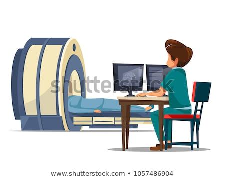 Computed Tomography scanner Stock photo © sahua