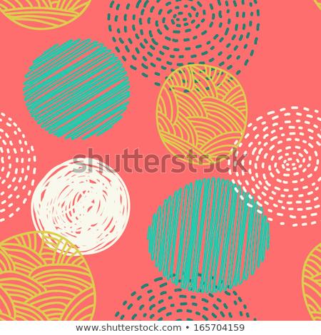 зеленый · линейный · текстуры · моде · фон - Сток-фото © almagami