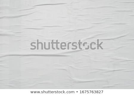 üres papír poszter klasszikus papír fa háttér Stock fotó © ildogesto