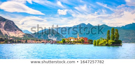 Lake Maggiore. Stock photo © Fisher