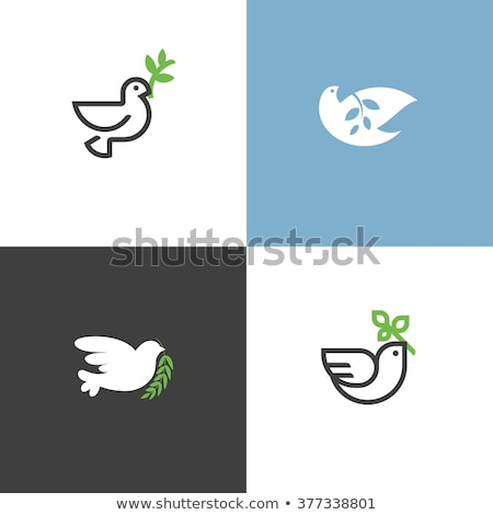 Concept Of Human Innocence Icon Photo stock © ussr