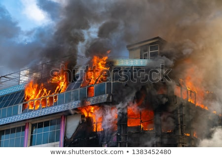 fired business Stock photo © psychoshadow