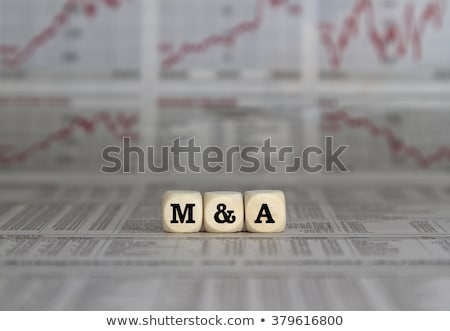 Merger And Acquisition Stock photo © Lightsource