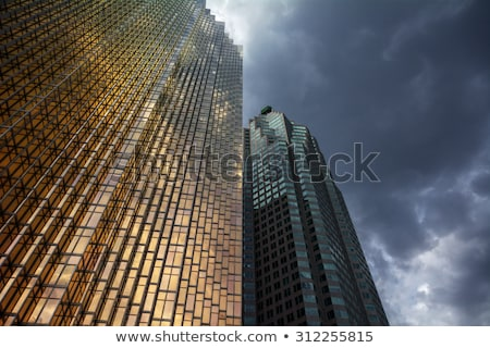 dark clouds over rome stock photo © givaga